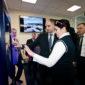 Новую школу на 150 мест открыли в оренбургском поселке Домбаровский